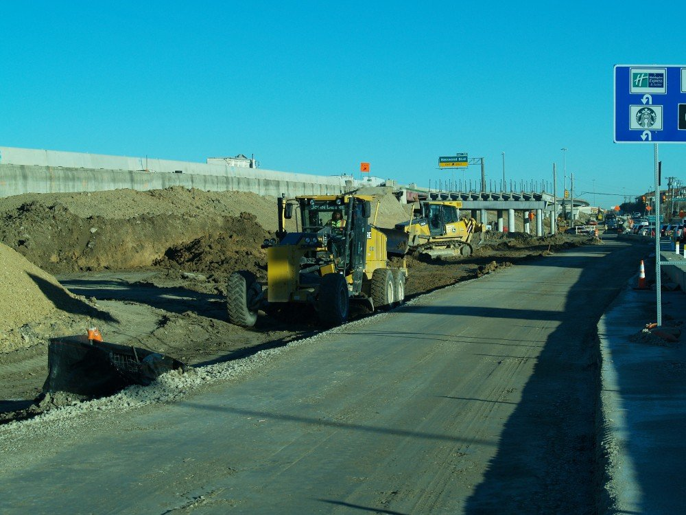 The I-35W project provides much needed traffic relief for one of the most congested highways in Texas.