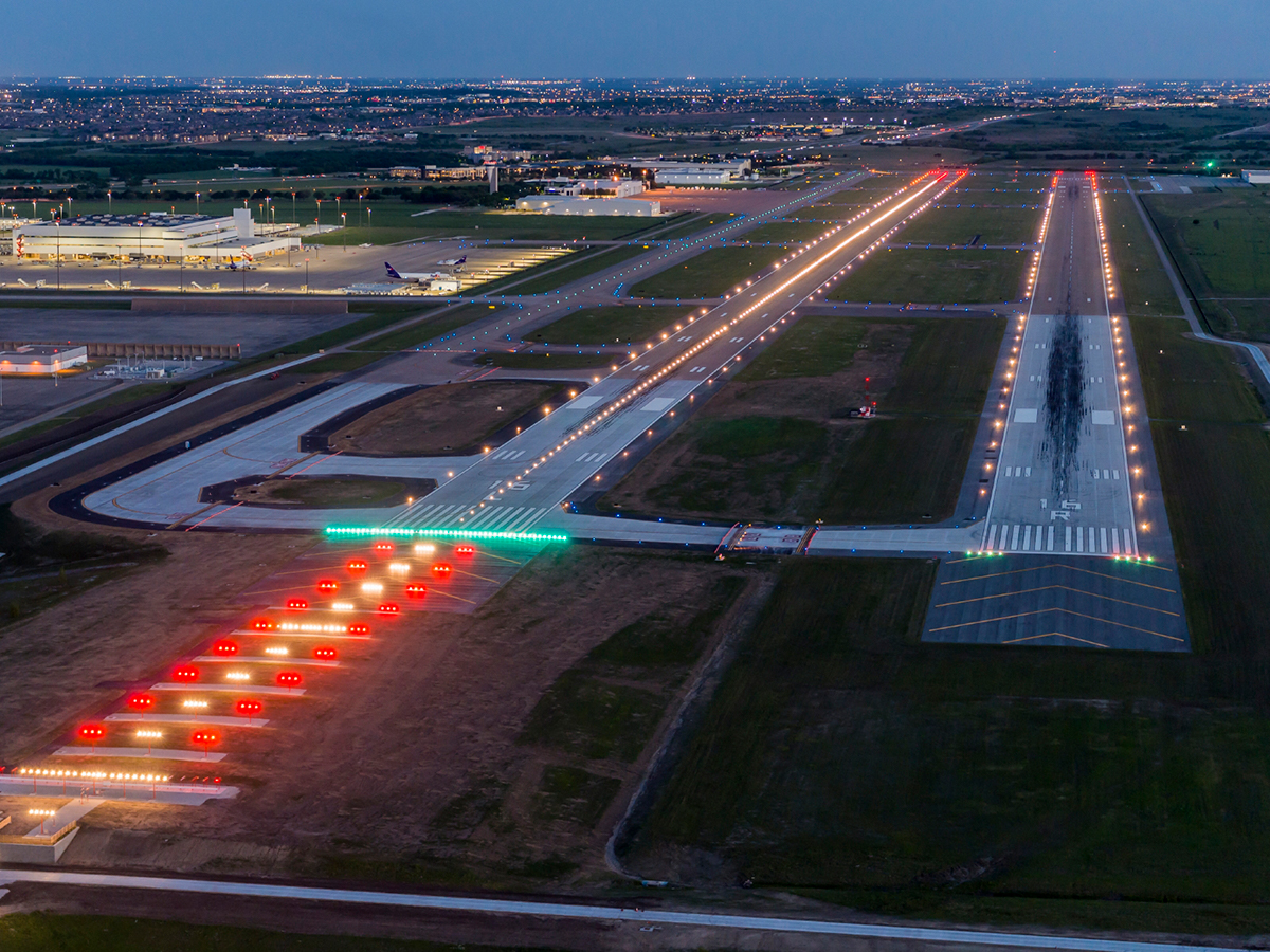 Ft. Worth Alliance Airport Runway Extension Project | The ...