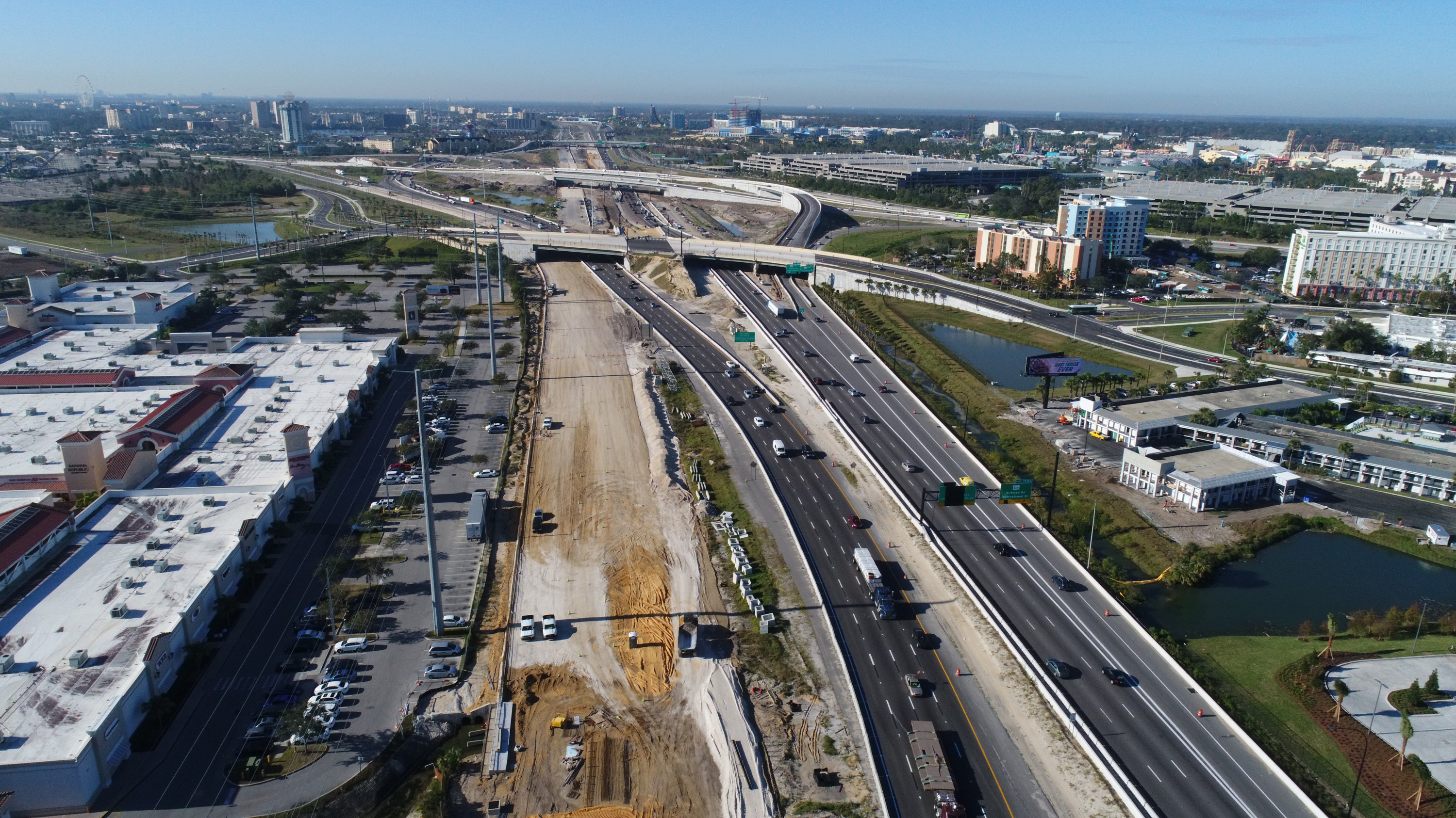 I 4 Ultimate Improvement Project The Lane Construction
